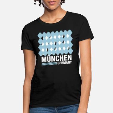 Free State Of Bavaria Munich, Bavaria, Germany - Women's T-Shirt