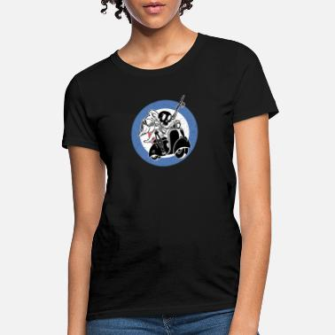 Scooter Driver Scooter Driver Motorcycle - Women's T-Shirt