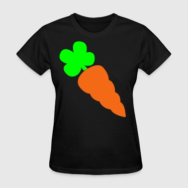 a healthy orange carrot vegetable - Women's T-Shirt