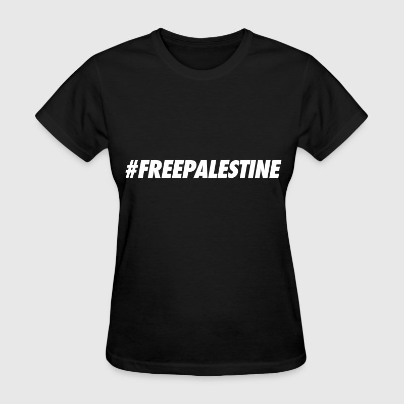 #FREEPALESTINE - Women's T-Shirt