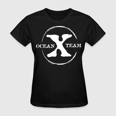 Ocean x Team White - Women's T-Shirt