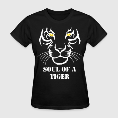 Tiger face - Women's T-Shirt