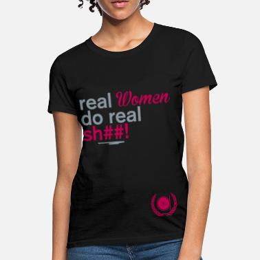 Akla - Real Women - Women's T-Shirt