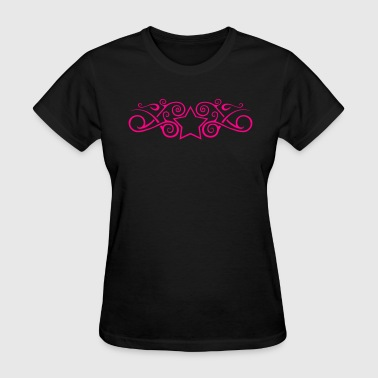 Tribal Star - Women's T-Shirt