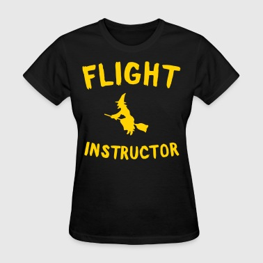 Witch Flight instructor - Women's T-Shirt