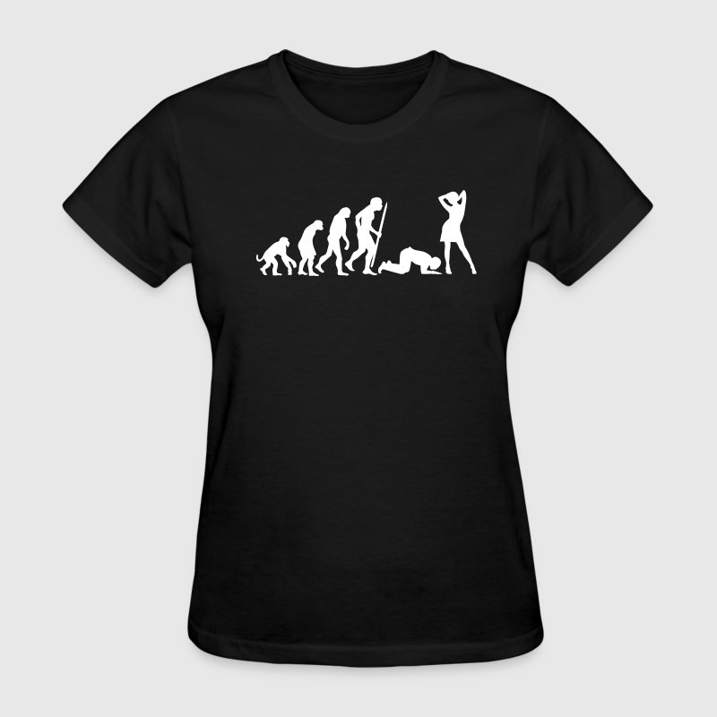 The end (of Evolution) - Women's T-Shirt