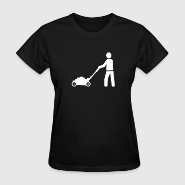 Lawn mower - Women's T-Shirt