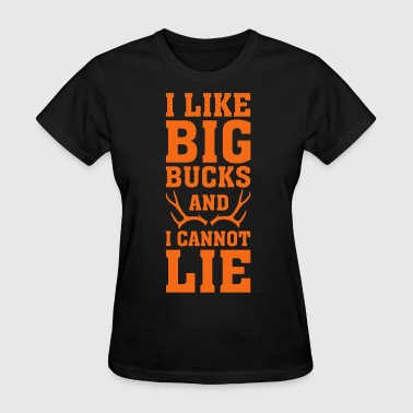Big Buck Hunter Big Bucks Hoodies - Women's T-Shirt