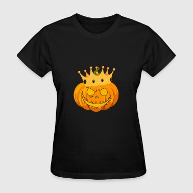 Pumpkin King - Women's T-Shirt