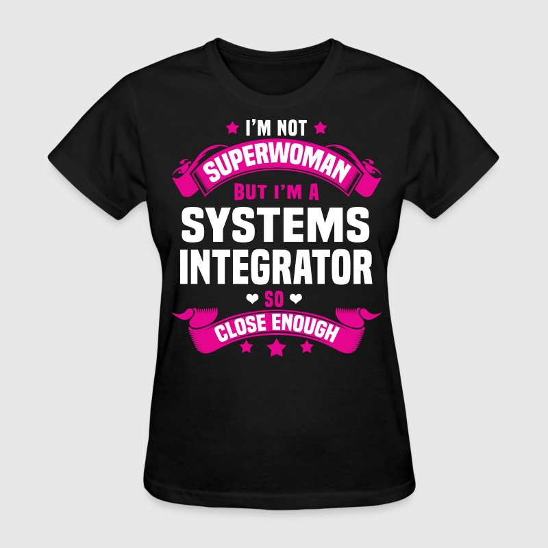 Systems Integrator - Women's T-Shirt