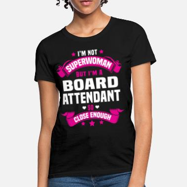 Dog Boarding Board Attendant - Women's T-Shirt
