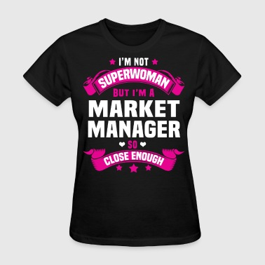 Market Manager - Women's T-Shirt
