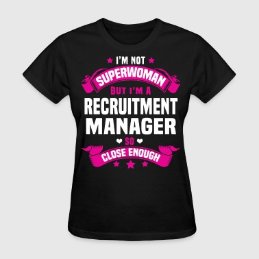 Recruitment Manager - Women's T-Shirt