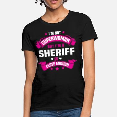 Sheriff Girl Sheriff - Women's T-Shirt