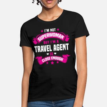 Agent Travel Agent - Women's T-Shirt