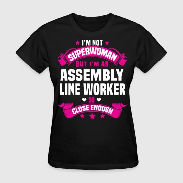 Assembly Line Worker - Women's T-Shirt