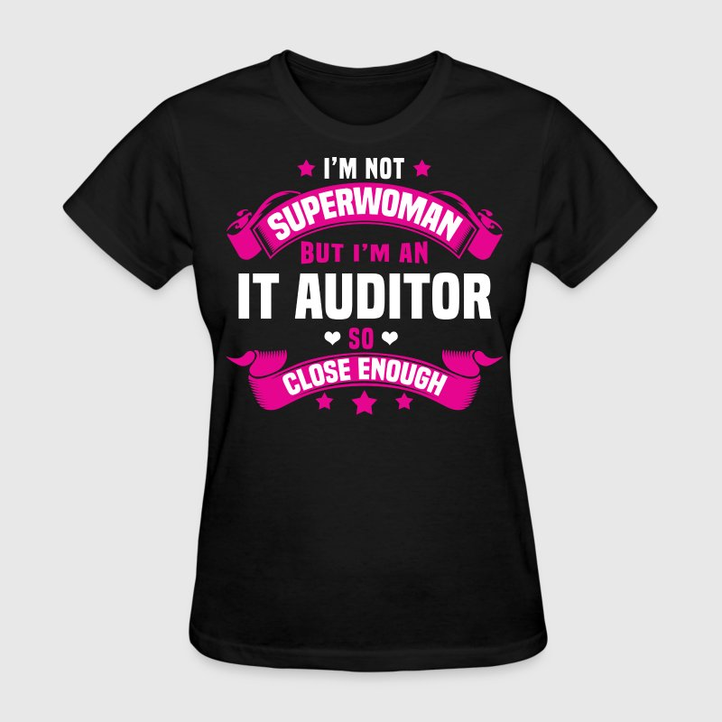 IT Auditor - Women's T-Shirt