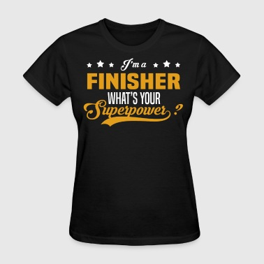 Finisher - Women's T-Shirt