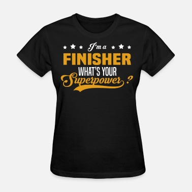 Finish School Finisher - Women's T-Shirt