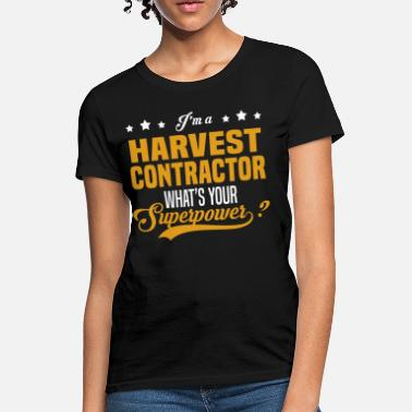 Harvest Harvest Contractor - Women's T-Shirt