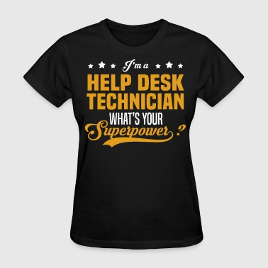 Help Desk Technician - Women's T-Shirt