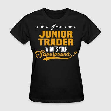 Junior Trader Junior Trader - Women's T-Shirt