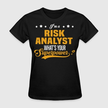 Risk Analyst - Women's T-Shirt