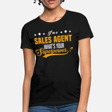 Shop Sales Agent Funny T-Shirts online | Spreadshirt