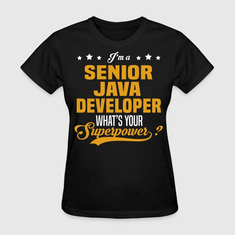 Senior Java Developer - Women's T-Shirt