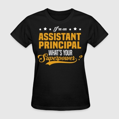 Assistant Principal - Women's T-Shirt