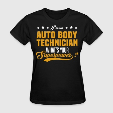 Auto Body Technician - Women's T-Shirt