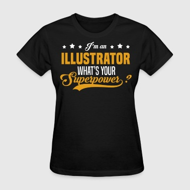Illustrator Illustrator - Women's T-Shirt