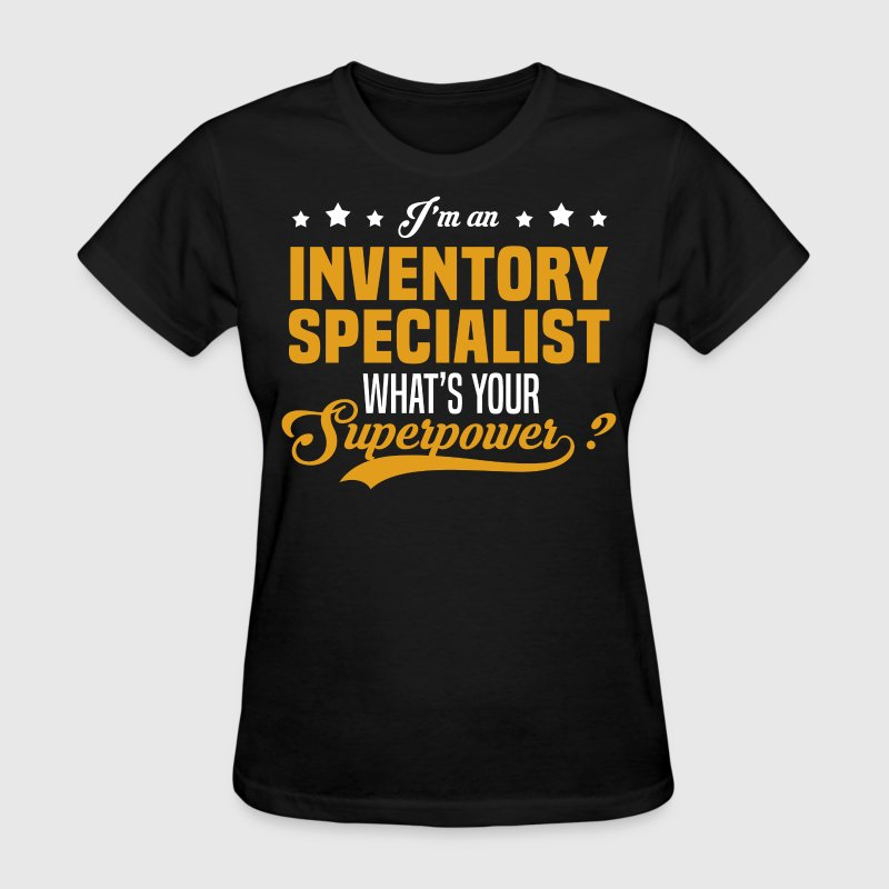 Inventory Specialist - Women's T-Shirt