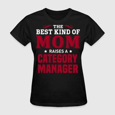 Category Manager - Women's T-Shirt