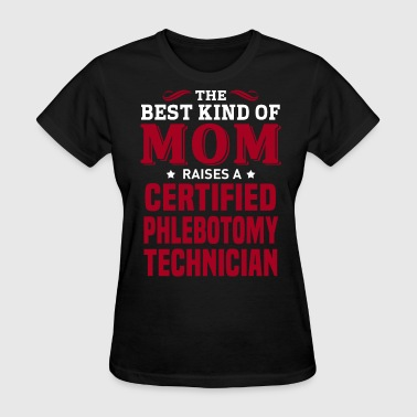 Certified Phlebotomy Technician - Women's T-Shirt