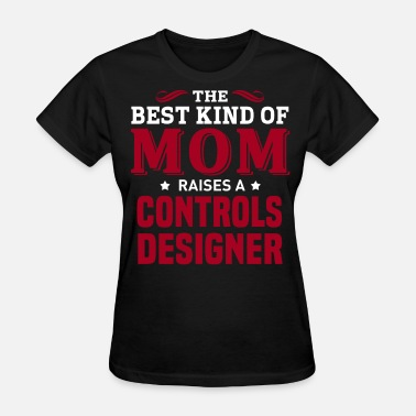 Mommy-in-control Controls Designer - Women's T-Shirt