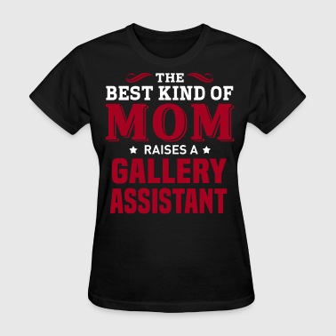 Gallery Assistant - Women's T-Shirt