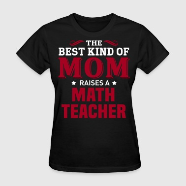 Math Teacher - Women's T-Shirt