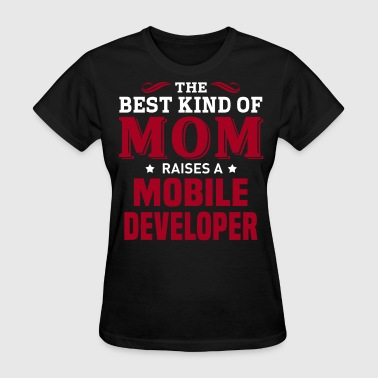 Mobile Developer - Women's T-Shirt