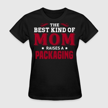 Packaging - Women's T-Shirt