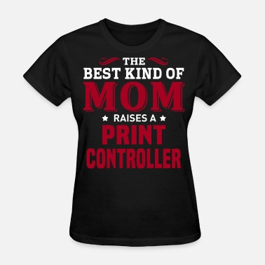 Mommy-in-control Print Controller - Women's T-Shirt
