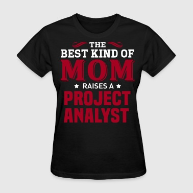 Project Analyst - Women's T-Shirt