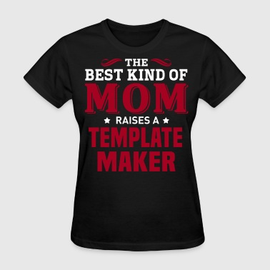 Template Design Template Maker - Women's T-Shirt