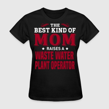 Waste Water Plant Operator - Women's T-Shirt