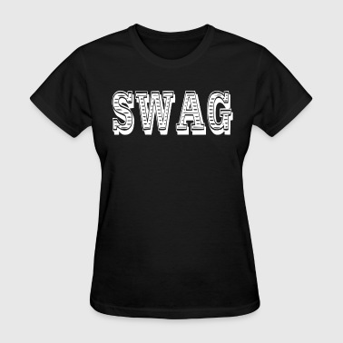 SWAG HIPSTER RETRO VINTAGE - Women's T-Shirt