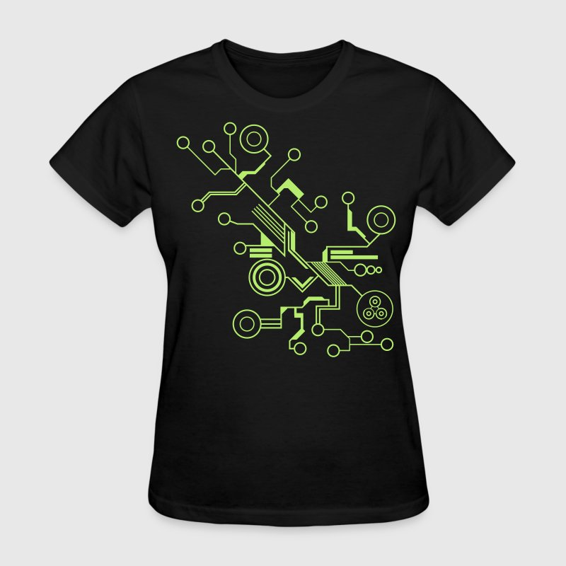 Circuit HD VECTOR - Women's T-Shirt