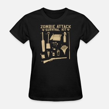 Cod Zombies Zombie Survival Kit - Women's T-Shirt