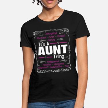 3b858e634317 Shop Aunt T-Shirts online | Spreadshirt