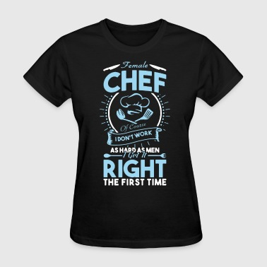 Chef Meme female chef - Women's T-Shirt