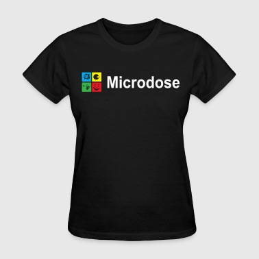 Electrical Engineer Art Microdose LSD Blotter Art Electr - Women's T-Shirt